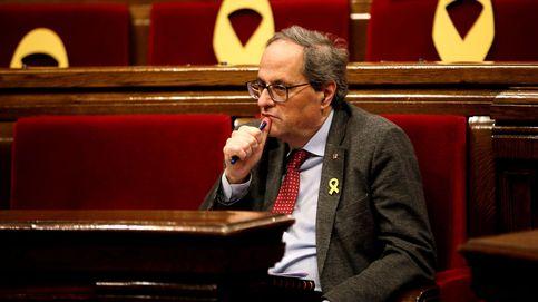 Los catalanes quieren que Torra tenga como prioridad arreglar el conflicto con España