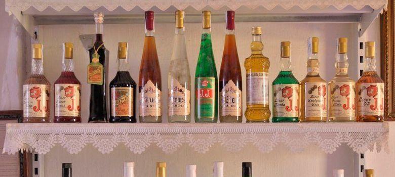 Foto: Botellas en la fábrica de Aielo de Malferit (foto: Fabian Von Poser/Der Spiegel)