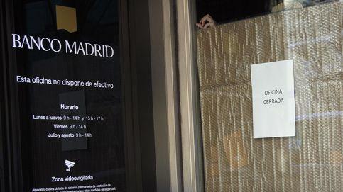La administración de Banco Madrid confía en devolver todo a los acreedores