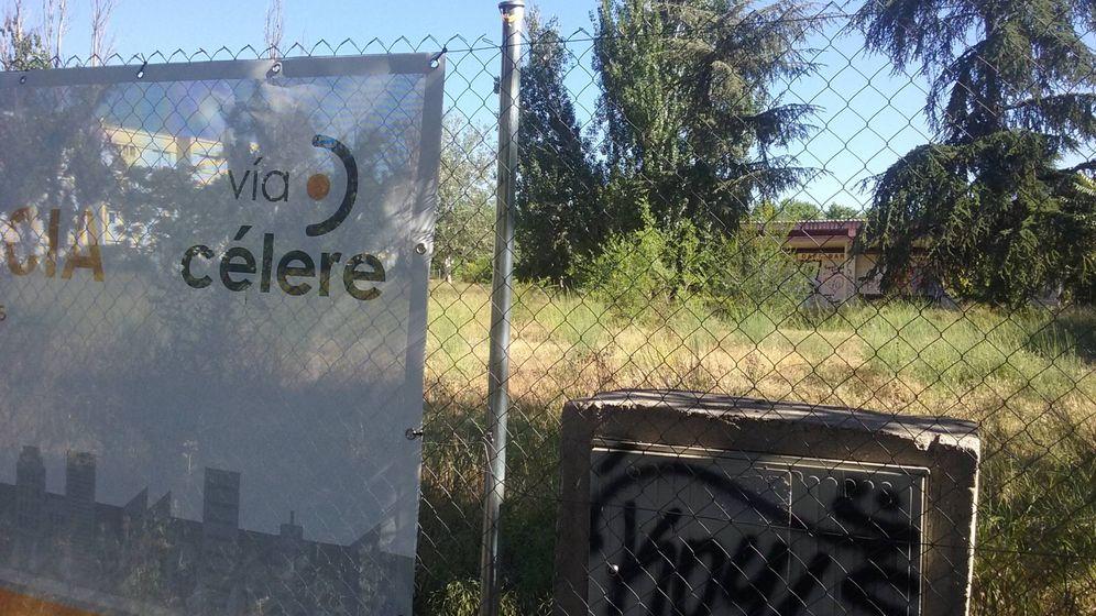Foto: La Policía busca comprador para dos solares en el centro de Madrid