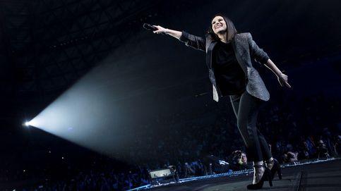 Concierto de Laura Pausini en Barcelona