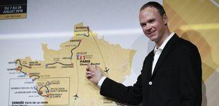 Post de Para ganar el 5º Tour, Froome tendrá que pedalear sobre tierra y adoquines