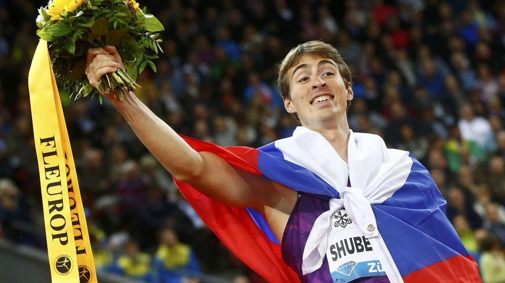 Foto: Sergey Shubenkov, campeón del mundo de 110 vallas (Reuters)