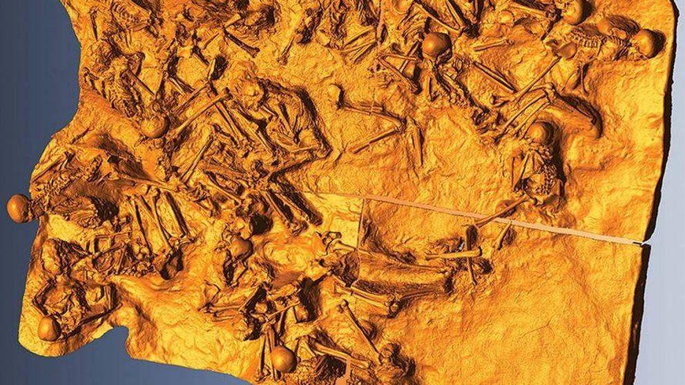Las víctimas del Vesubio no murieron como creemos: un estudio descubre la verdad