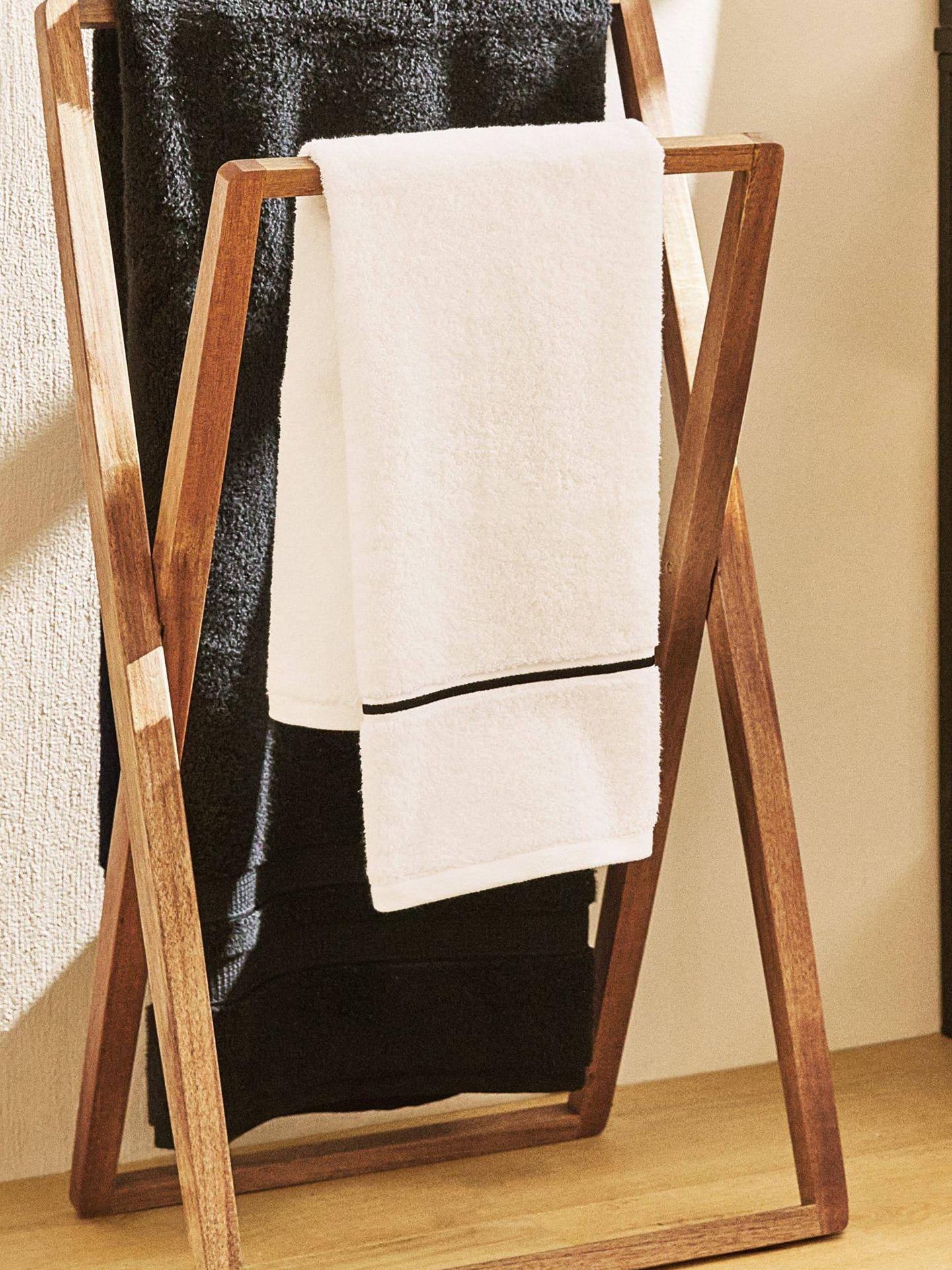 Zara Home tiene los muebles auxiliares más elegantes para tu cuarto de baño. (Cortesía)