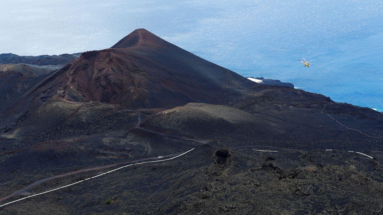 Imagen del volcán Teneguía. (Foto: Reuters)