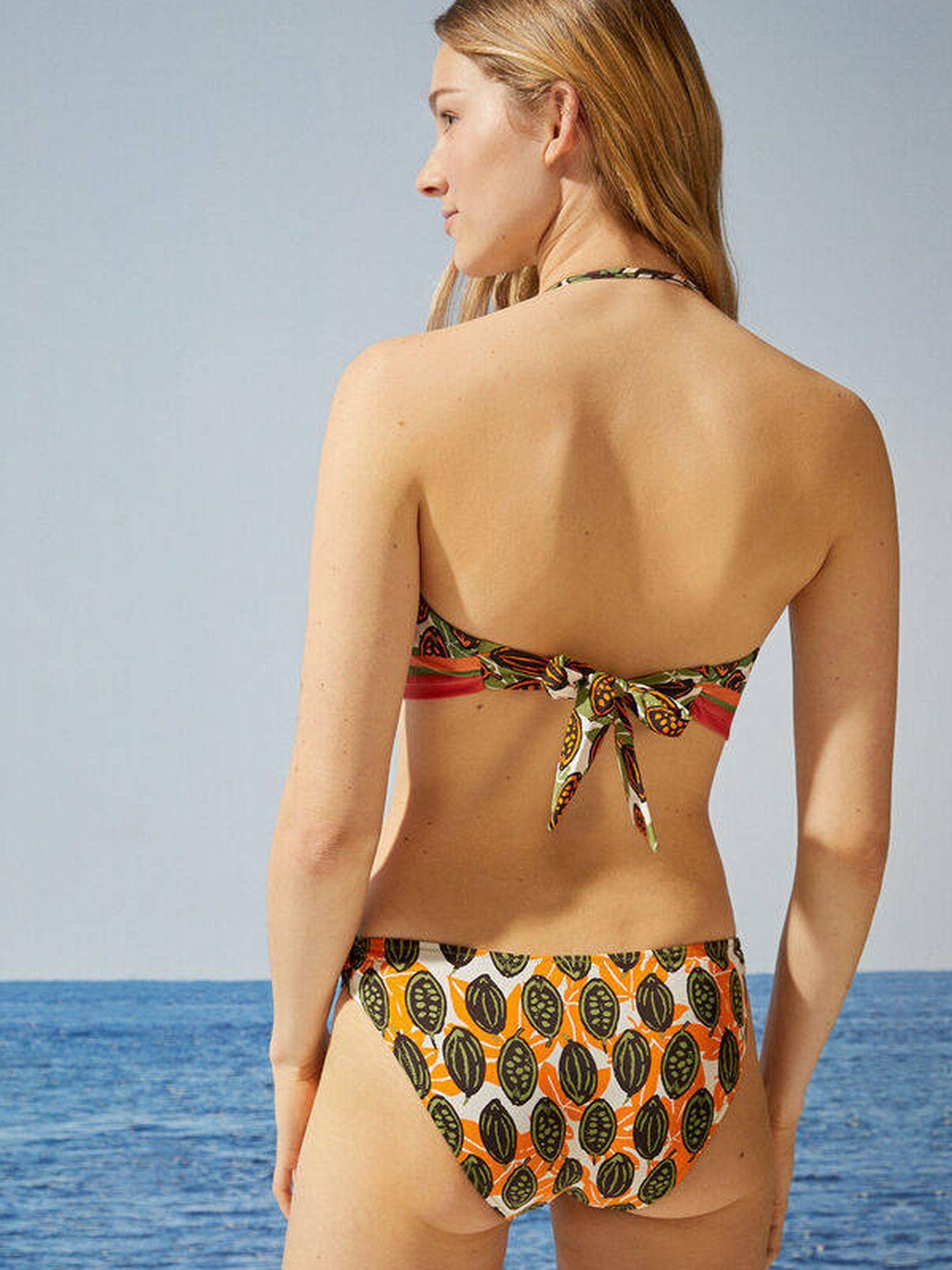 Top de bikini de Women Secret. (Cortesía)