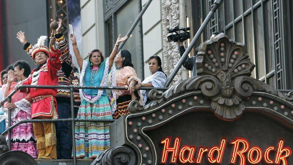 El Edificio España será un Hard Rock: Baraka negocia con los indios seminola