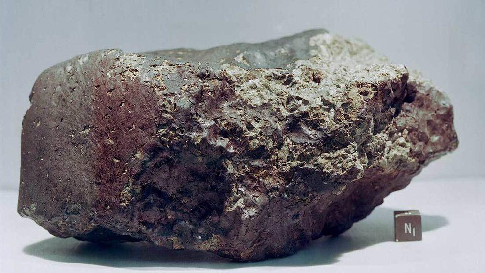 Hallan nitrógeno en meteorito de Marte, lo que sugiere que pudo albergar vida