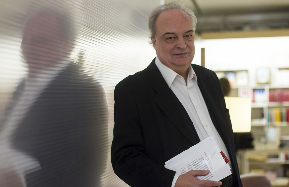 Foto: Enrique Vila-Matas (Efe/Quique García)