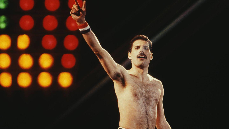 Freddie Mercury. (Getty)