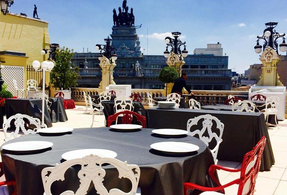 La Terraza Casino de Madrid Opening Remarks