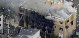 Post de Al menos 23 muertos en un incendio provocado en un estudio de 'anime' en Japón