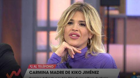 'Viva la vida': La madre de Kiko Jiménez entra para defenderle de Ylenia Padilla