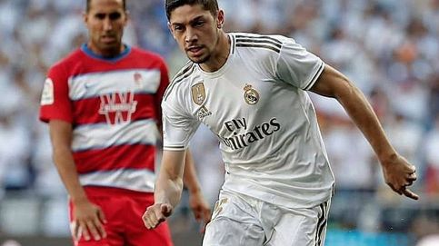 Cuando Fede Valverde no la pifia (como Areola) en el Real Madrid y toca las narices