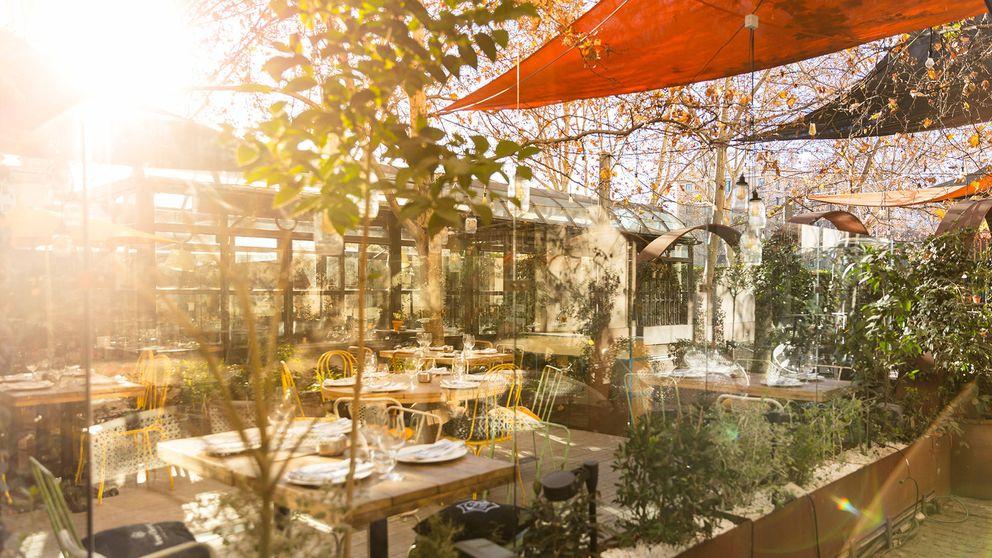 Restaurantes 5 terrazas de sevilla para disfrutar hasta - Madrid sitios con encanto ...