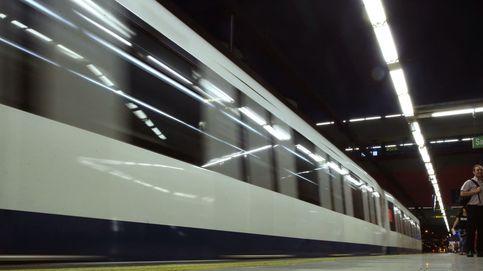 Desalojan un tren de Metro de Madrid tras escucharse disparos
