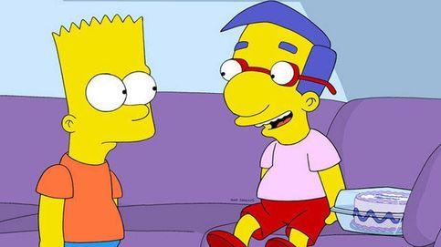¿Por qué ha cambiado la voz de Milhouse en el doblaje español de 'Los Simpson?