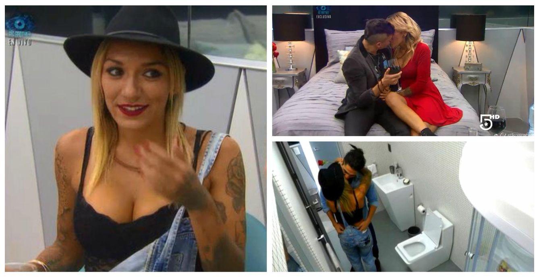 Foto: Paula en 'Big Brother México'