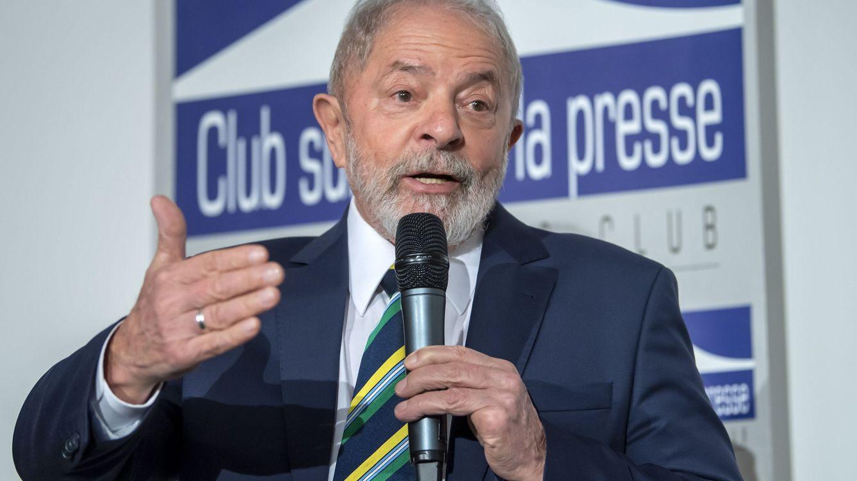 La Justicia brasileña tumba una denuncia contra Lula da Silva por supuesta corrupción