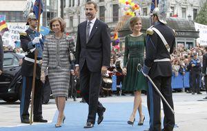 Interior envía agentes a Oviedo para evitar que revienten los Príncipe de Asturias