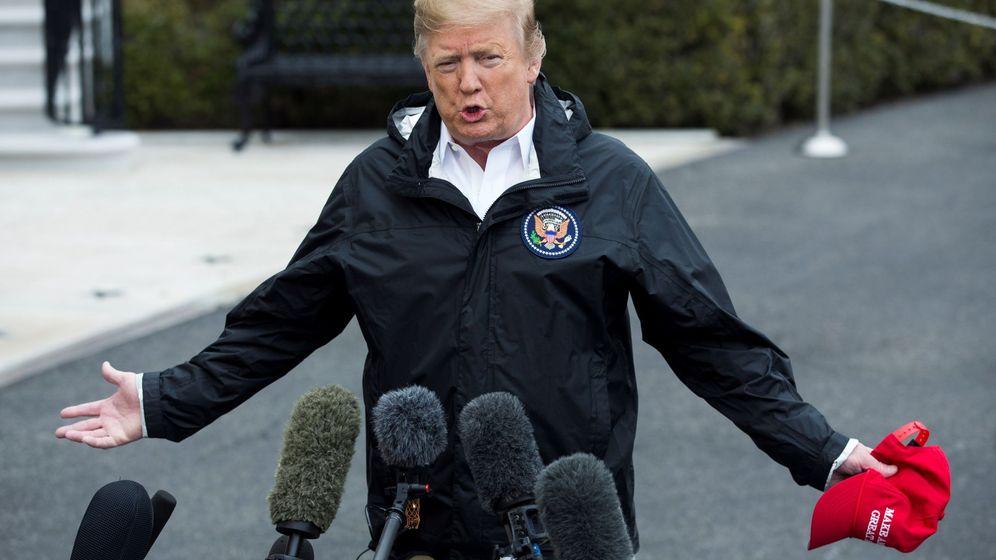 Foto: El presidente de los Estados Unidos, Donald Trump. (EFE)
