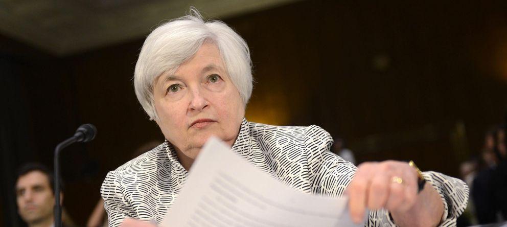 Yellen sigue con la retirada de los estímulos al bajar el 'QE3' a 25.000 millones al mes