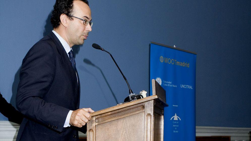 Foto: Miguel Temboury, ex subsecretario de Estado de Economía.