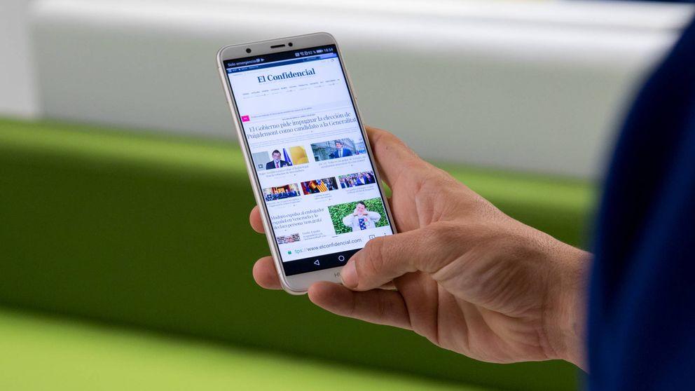 Diez días con el Huawei P Smart: otra bala contra Xiaomi en la guerra del 'low cost'