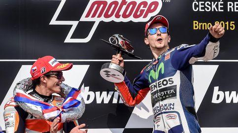 Lorenzo gana en solitario en Brno y vuelve a colocarse líder del Mundial