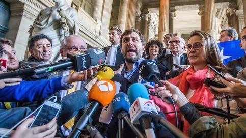Puig y Comín dimitirán si no pueden ejercer su cargo desde Bélgica