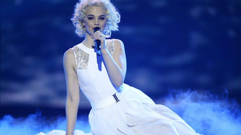 Foto: Rykka, representante de Suiza en Eurovisión 2016 (EFE)