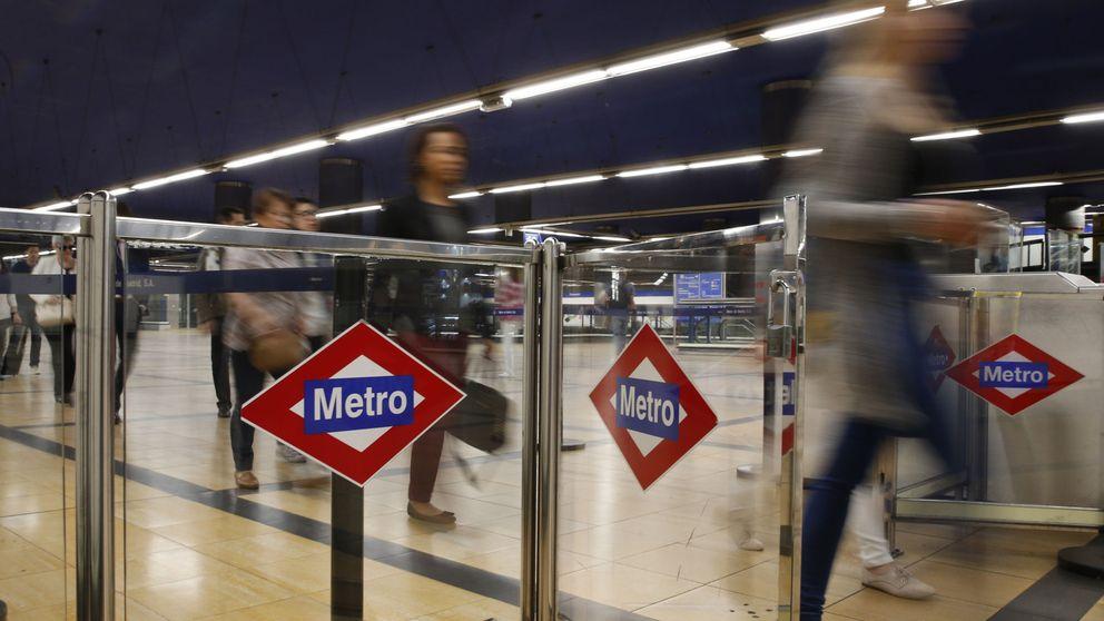 Cerrada la línea 8 de Metro de Madrid: alternativas hasta el 18 de abril