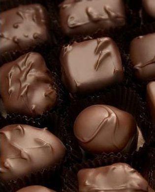 Foto: Un poco de chocolate amargo alegra mucho el corazón