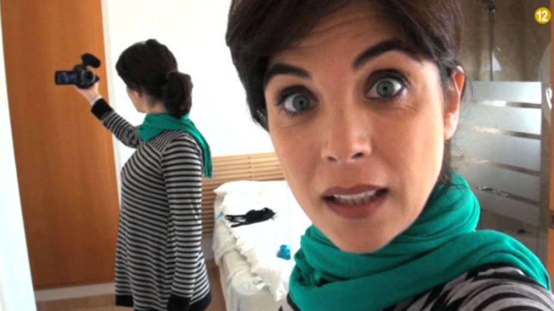Samanta Villar, en su anterior trabajo para Cuatro.