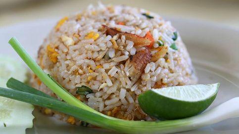 Cómo hacer arroz thai: receta perfecta para comer en el trabajo