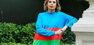 Post de Ágatha Ruiz de la Prada, itinerario sin Luismi: Borgoña, el Caribe y Madrid