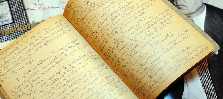 Foto: El manuscrito de Sebes está lleno de sabiduría futbolística (REUTERS)