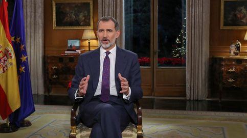 Mensaje de Navidad del rey Felipe VI de 2018