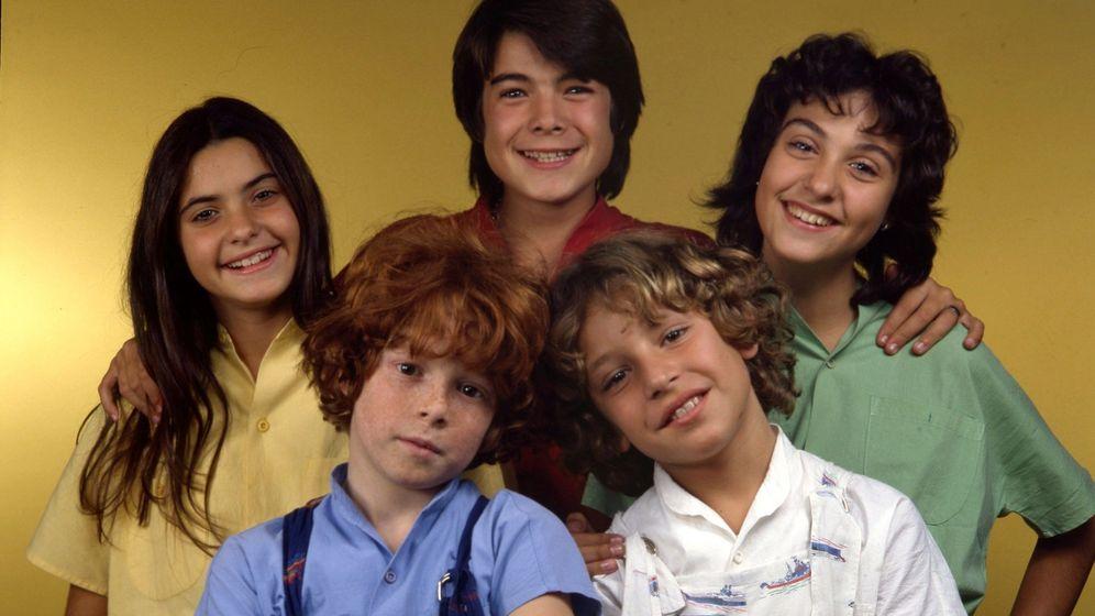 Foto: Netflix estrenará el 10 de julio un documental sobre el grupo Parchís. (Cortesía)