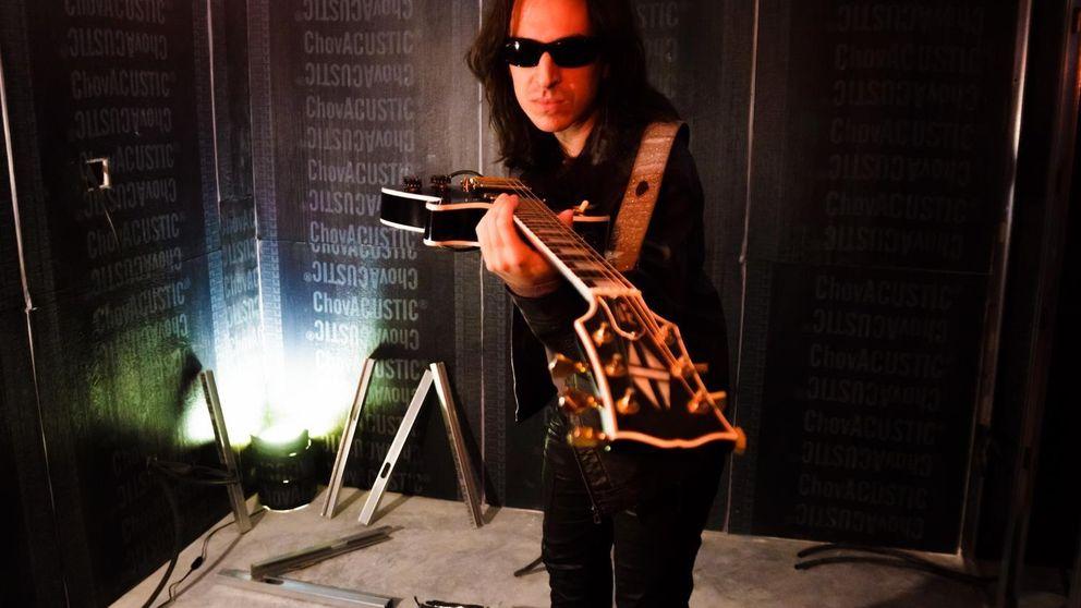 El guitarrista Jorge Salán aparca el rock para triplicar ganancias con el blues