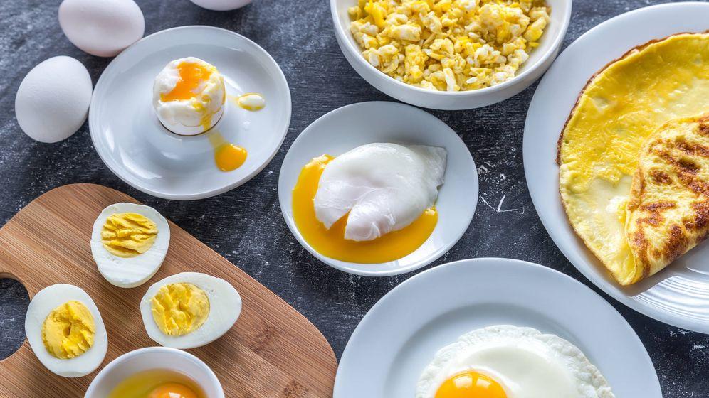 Foto: Muchas formas de hacer un huevo. (iStock)