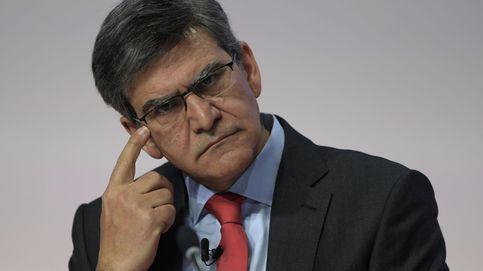 Santander achaca su repunte de la mora en España a la compra del Popular