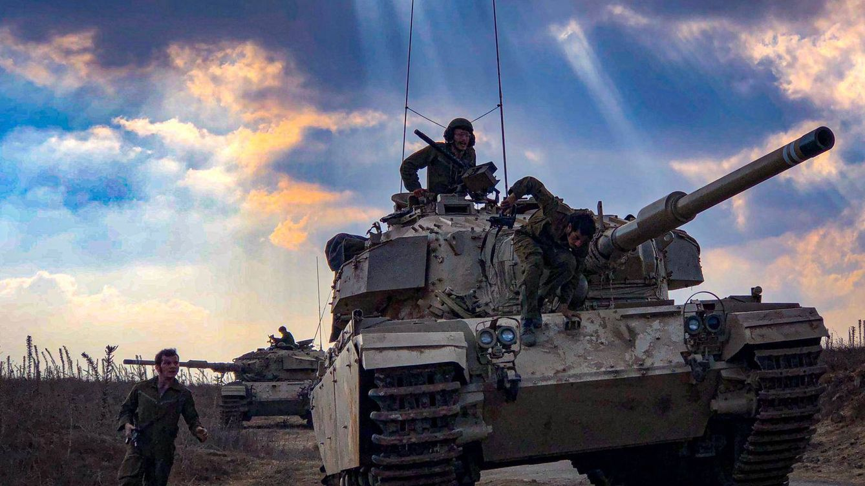 'Valle de lágrimas': la claustrofobia de la guerra a bordo de un tanque israelí