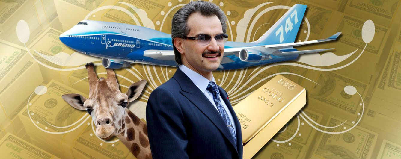 Foto: Un zoo privado, 30.000 millones de euros de patrimonio o un avión con un trono son algunos de sus caprichos de príncipe (Vanitatis)