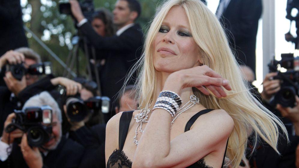 Foto: La modelo, retratada en el festival de Cannes de 2011. (Reuters/J. P.)