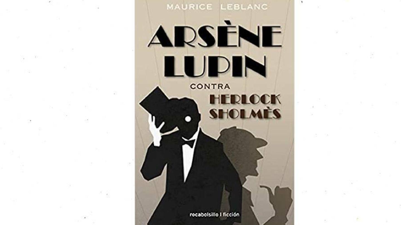 Portada de 'Arsène Lupin contra Herlock Sholmès'. (Arsène Lupin)