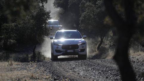 Maserati Levante, un deportivo en el campo