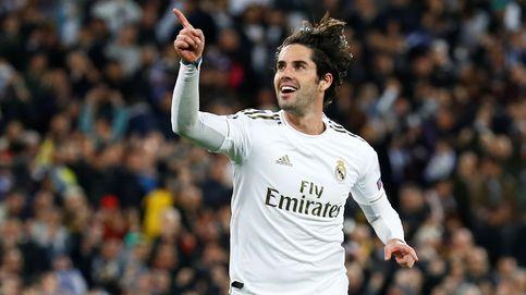El cierre del 'expediente Isco' en el Real Madrid por su conducta