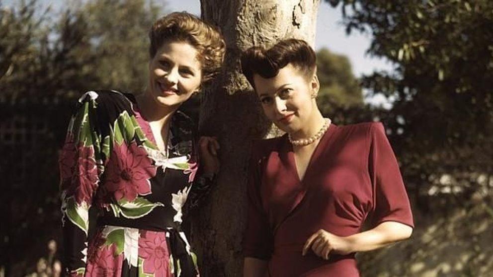 Olivia de Havilland vs. Dragon Lady: el último capítulo de una guerra 'fratricida'